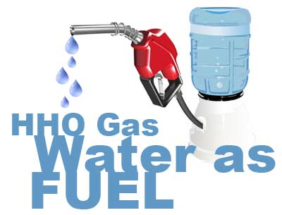 Water Fuel - HHO Gas