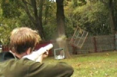 Potato Gun or Potato Bazooka ?
