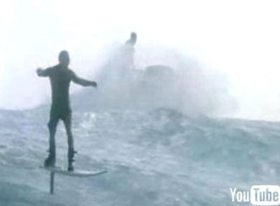HydrofoilSurfboard1 Hydrofoil Surfboard