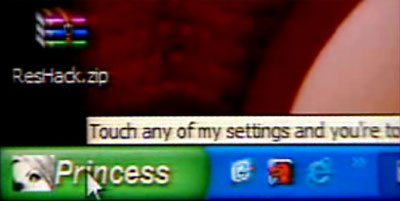 How to Hack Windows XP Start Button