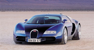 bugatti veyron 407 km/h top speed