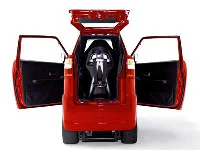 Tango Car – One Seater – Half Of a Smart