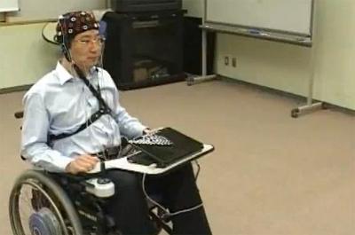 wheelchair, mind control