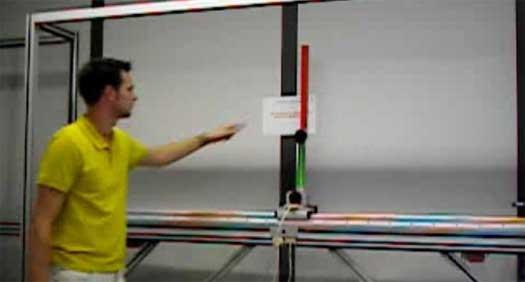 robot pendulum