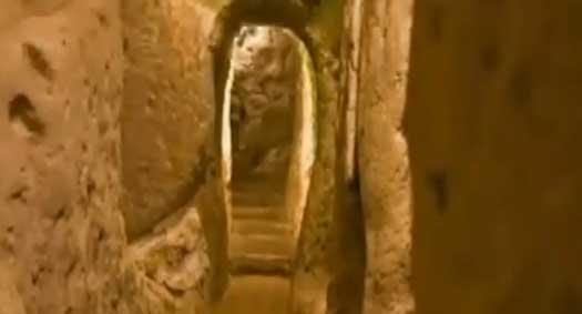 underground aliens