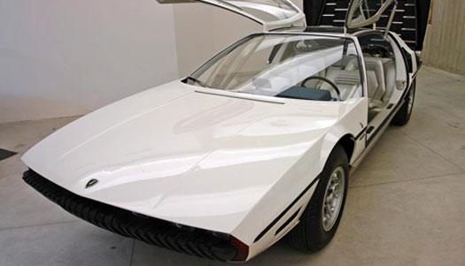 Lamborghini Marzal - 1966 Concept Car Driven Today