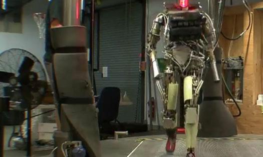 PETMAN - The Terminator Prototype