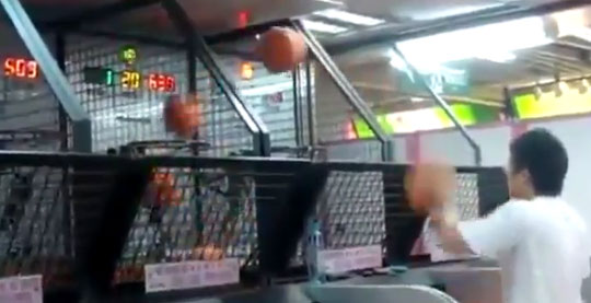Insane Basketball Champion - Ignored by The Girl In Red Shirt