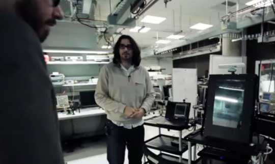 Building The Holodeck - Microsoft Edison Labs