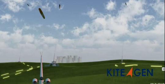 Kite Wind farms?