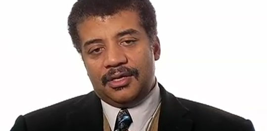 Neil deGrasse Tyson Talks about his Idol Sir Isaac Newton
