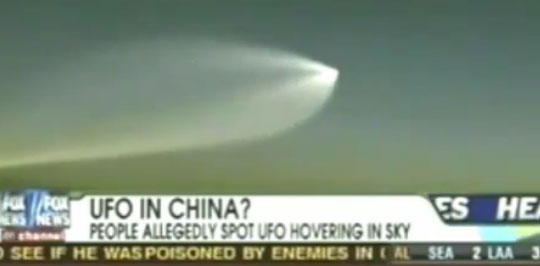 Compilation of UFO Sightings - 2009 to 2011