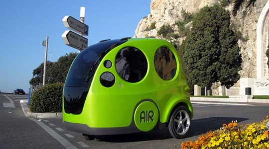 AirPod - Car That Runs On Air
