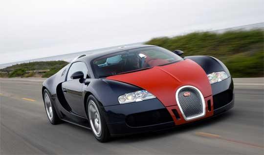 Making of The Bugatti Veyron - Documentary