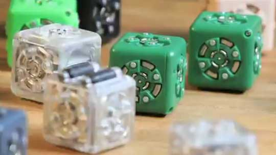 Cubelets - Modular Robot Cube Toys