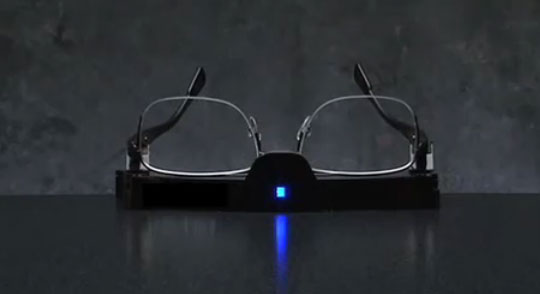 Pixel Optics - Auto Focusing Glasses