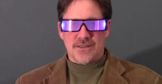 GloSpex - Cool Light-emmiting Glasses