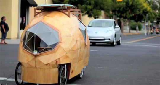 Electric Mobile Bed - WTF ?