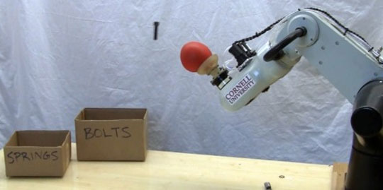Robotic Arm That Can Grip Onto Anything and Shoot Like Lin
