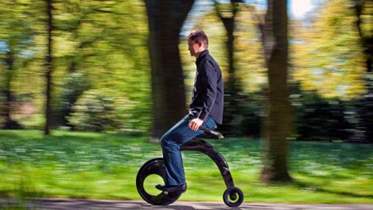 yikebike The YikeBike   Personal Transporter