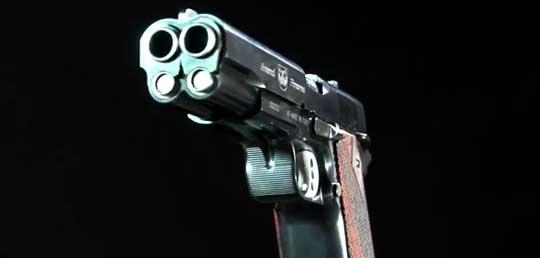 AF2011-A1 - Double Barrel Pistol