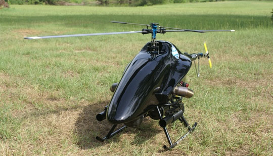 Arial 'ShadowHawk' Police Drones Can Now Deploy Tasers & Tear Gas