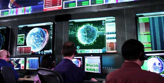 Space Fence - Tracking Space Debris Live