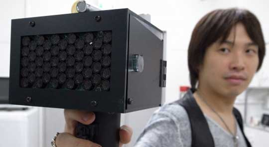 Japanese Team Invents a Speech Stopping Device