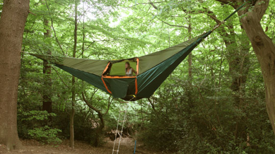 & Tree-hanging Tent u2013 Away From Bears And Racoons