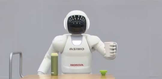 Asimo's All New Features