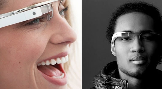 Google's Project Glasses - One Day...