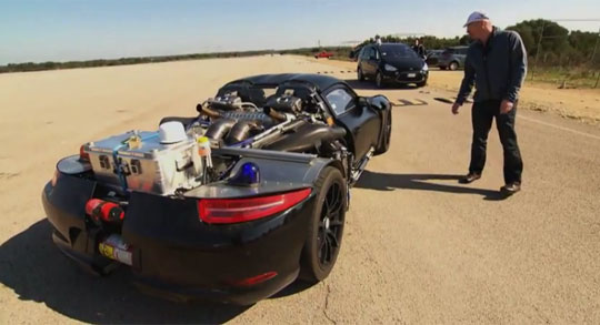 Porsche 918 Spyder: Most Technically Ambitious Supercar Ever?