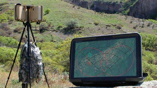 Portable Radar For Your Campsite - SpotterRF