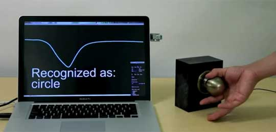 Sensor Tech Brings Gesture Based Computing To Everyday Objects