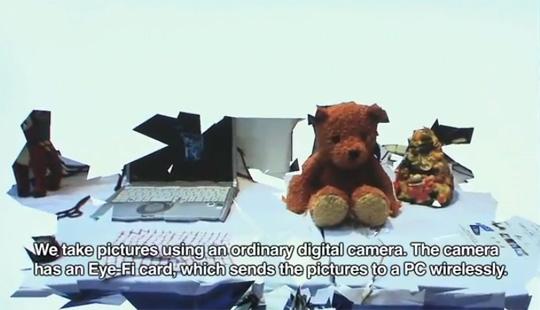 Reconstructing 3D Spacial Data From Photos