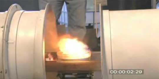 Putting Out Fires With Sound - DARPA