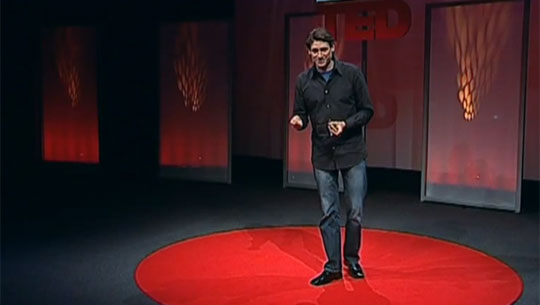TED - How Life Might Have First Occurred on Earth