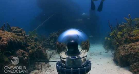 Discover an Undersea Laboratory