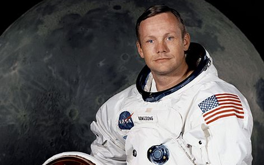 In Memory of Neil Armstrong 1930 - 2012
