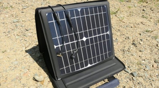 "SunVolt Solar Charger Claims ""Outlet-like"" Charging Times"
