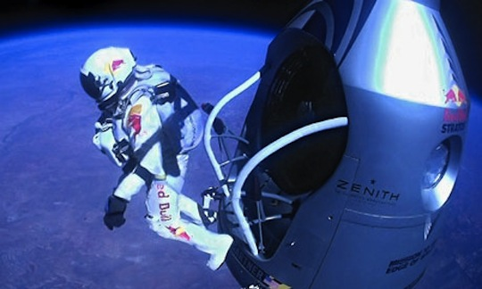 Jump From The Stratosphere