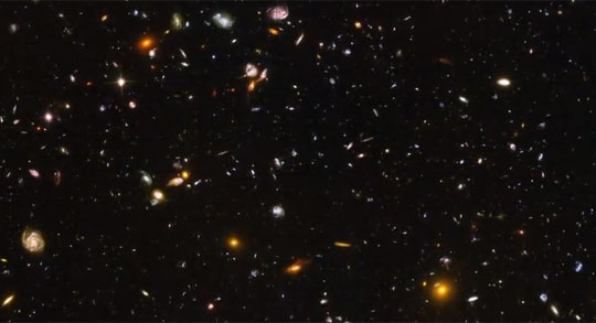 best hubble deep field - photo #32