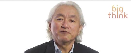 Michio Kaku: A Nano Ship to the Stars