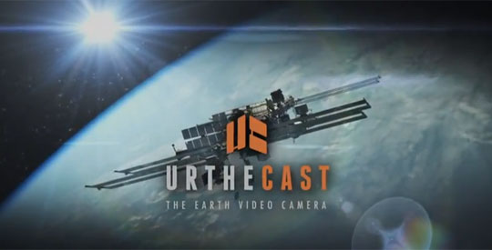 Introduction to UrtheCast - Earth's Live HD Camera - Zooming on Your Nudist Beach