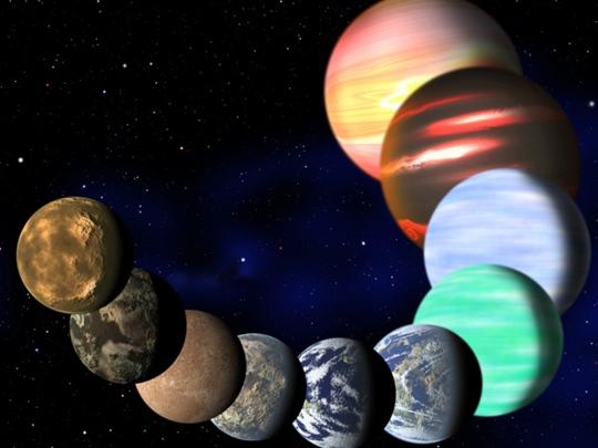 NASA, Earth, Milky Way, Earth-like planets,