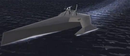 DARPAs New Anti-Submarine Warfare Drone - The ACTUV