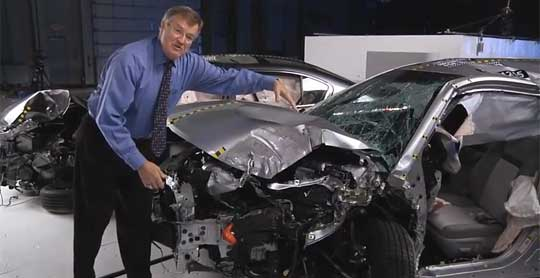 2013 Crash Test Results for Midsize Family Cars