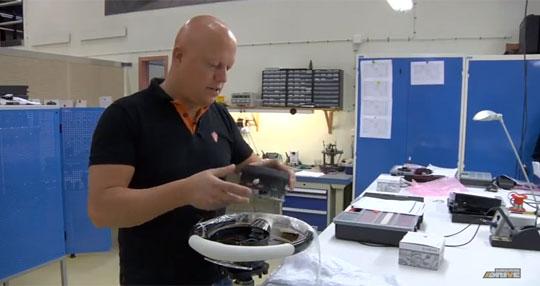 Koenigsegg's Agera Car Interior Feels Expensive