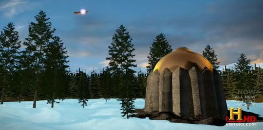 Mysterious Domes in Siberia - Yakutia