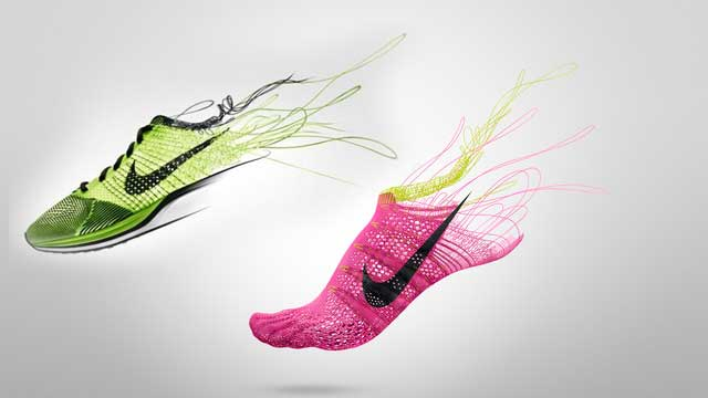 Nike Flyknit Technology - Possibly The Best Running Shoe Ever Made ?